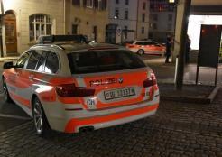 Bild: Kapo St. Gallen