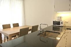Temporary living in Basel´s new trendy residential quarter St. Johann