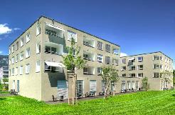 Seniorenwohnung: Grosszügiges, modernes 3 1/2-Zimmer Appartement mit Dienstleist