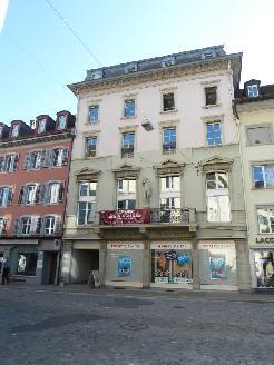 Arbeiten an zentraler Lage in Aarau
