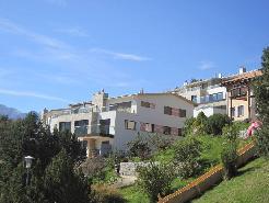 LISCHANA LODGES SCUOL - Erstwohnung mit Terrasse und Gartenanteil