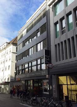 Bürofläche in der Innenstadt in Grossbasel