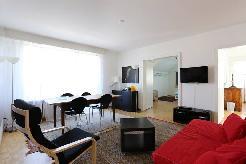 Moeblierte 3.5-Zimmer-Attikadachwohnung in Riehen