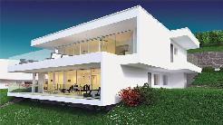 Villa contemporaine,  Splendide concept novateur New Style Villa