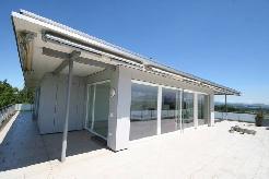 154m2 grosse Terrasse mit Weitsicht!