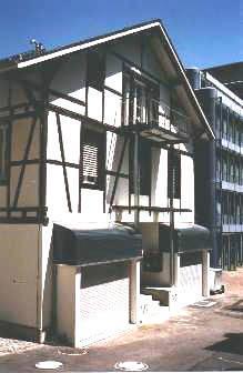 Südostfassade