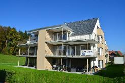 Grosse Duplex-Dachwohnung mit Galeriegeschoss