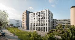 Ihr Geschäfts-Standort an der Lebensader von Basel. Modulare Flächen 350 bis 650