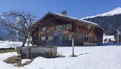 Immobilien Wyss - Chalet inmitten der Natur bei Gstaad