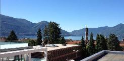 Attika Wohnung mit Seesicht in Ascona Centro