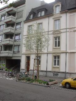 5-Zimmer Wohnung in einem Jugendstilhaus 3.StockDachwohnung