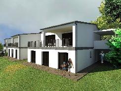 A LA VERRERIE - Vente de 3 maisons individuelles