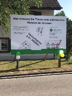 Grosszügige 5½-Zimmer Reihen-Einfamilienhäuser mit Garten in Thalheim an der Thu