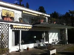 Traum-Villa in Locarno Monti, Seesicht und Weitsicht bis Italien