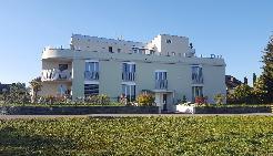 Nordansicht (Zi., Balkon Ost, Wohnzimmer, Sep. Wohnküche)