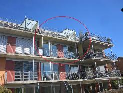 Maisonnette-Wohnung mit Balkon nach Süden