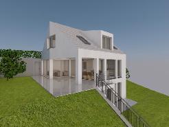 5 1/2-Zimmer Einfamilienhaus mit Fernsicht in ruhigem Heitlig-Quartier in Neerac