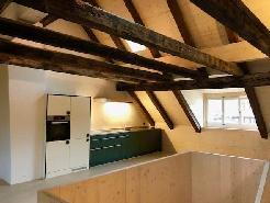 Dachgeschoss (Küche/Gaube)