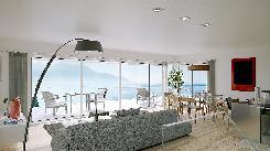 Appartement de 4.5 pièces avec terrasse et magnifique vue sur le lac au coeur de