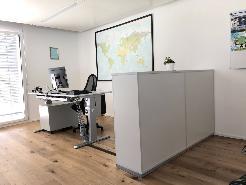 Helle Büro-/Gewerberäumlichkeiten/Wohnfläche in Hellbühl