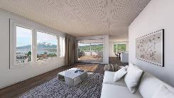Neue 4.5 Zimmer-Wohnung
