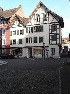 Moderne Maisonnette-Dachwohnung in der Altstadt