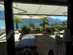 Luxuriöse 4,5 Zi. Terrassenwohnung (BGF 274 m2) mit fantastischer Seesicht