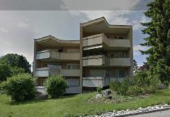 Aussenansicht (Wohnung oben rechts)