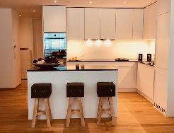 Grosszügig wohnen, die neue modern ausgebaute 4.5 Zimmer-Gartenwohnung wartet au