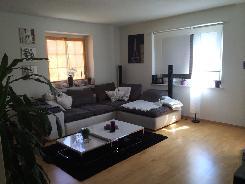 Renovierte, helle, zentrale 3.5 Zimmer Wohnung mit Balkon