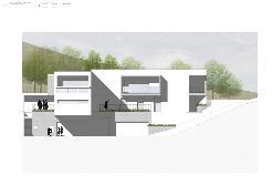 Vendesi terreno con progetto approvato (licenza edilizia comunale)