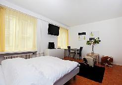 Geräumige möblierte 1 und 1 1/2 Zimmerwohnungen nähe Hauptbahnhof (5 Min. zu Fus