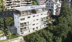 Appartement de 2 pièces au rez-de-chaussée avec vue sur le lac au coeur de Terri
