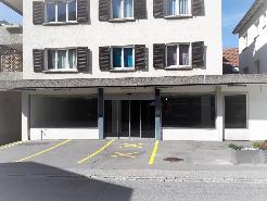 Im Zentrum von Zizers zu vermieten Büro- / Laden- / Gewerbeflächen