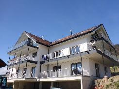 Appartement de 3.5 pièces en bordure de vignoble, avec balcon