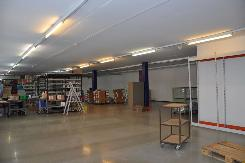 A louer locaux dépôts de 1360 m2