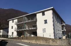 Moderno appartamento 4.5 locali con grande terrazza coperta