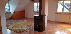 3,5 Zi-Dachwohnung in 3- Familienhaus