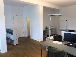 Lichtdurchflutete Büroräumlichkeiten im Herzen der Stadt Zürich (Kreis 4)