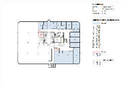 Helle, voll ausgebaute Büros mit 680 m2 Lager bei Bedarf
