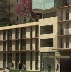 Lugano: Bürogebäude
