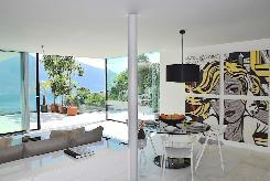 BRIONE s. MINUSIO - Exklusive LOFT Wohnungen mit Panorama-SEESICHT