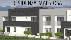 OSOGNA ? Nuovi Appartamenti di 2,5 e 3,5 Locali di Nuova Costruzione