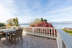 Superbe propriété avec vue sur le lac et la rade