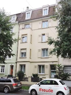 **3-Zimmerwohnung Nähe Kannenfeldpark zu vermieten!**