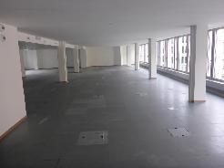 Sur la rue du Rhône - bureaux de 872m2