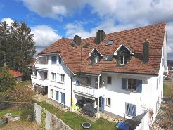 Dachwohnung mit Aussicht ins Grüne