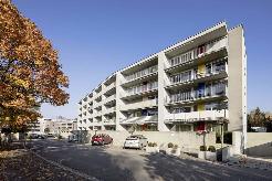 Helle Wohnung mit grosszügigem Balkon