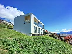 Superbe villa contemporaine avec vue panoramique