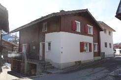 Fanas - rustikales Einfamilienhaus an zentraler Lage